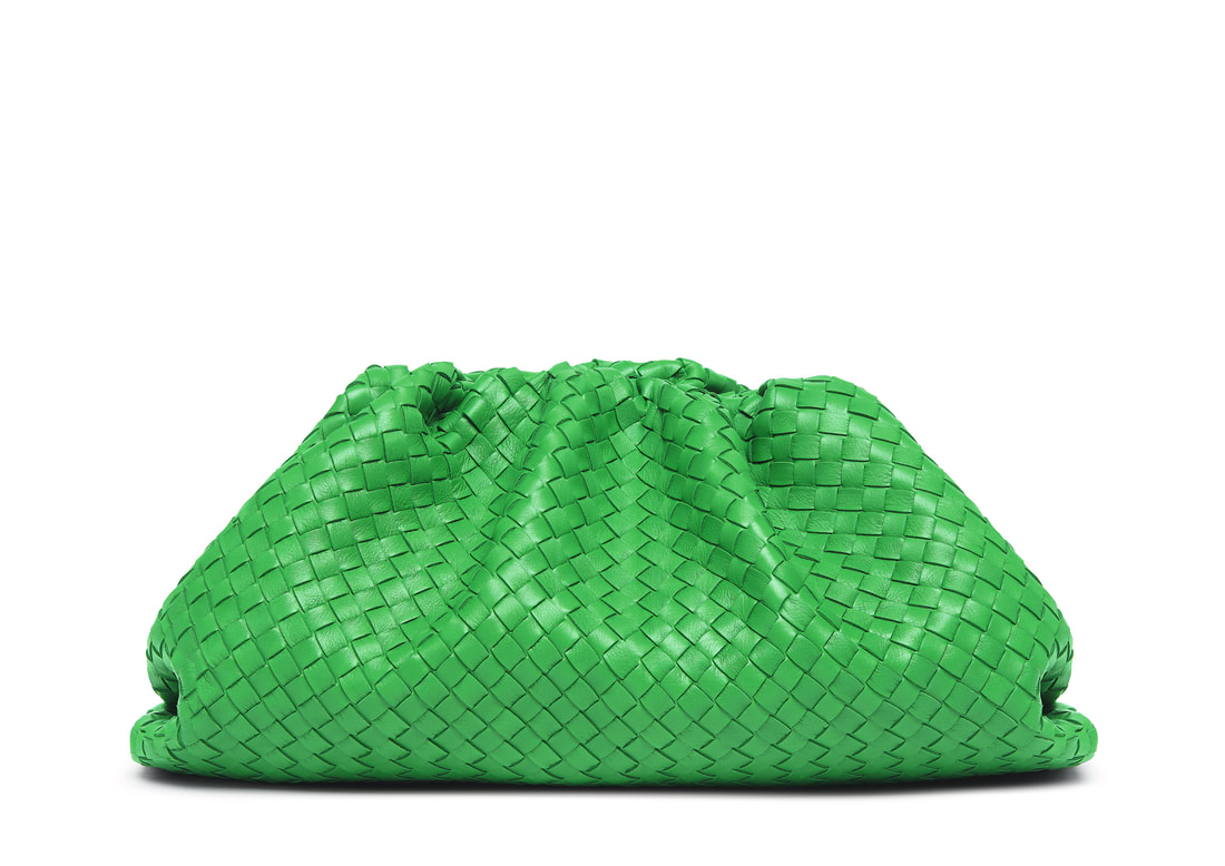 8a2b707e04 This season, Bottega Veneta introduces The Pouch, one of Creative Director  Daniel Lee's first two designs for the brand. The oversized clutch features  soft ...