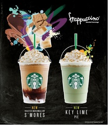 Starbucks' new summer beverages