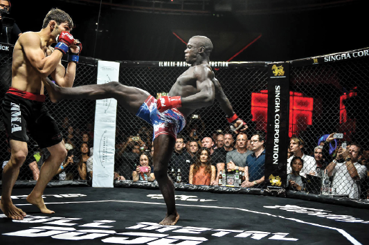The rise of Thai MMA1