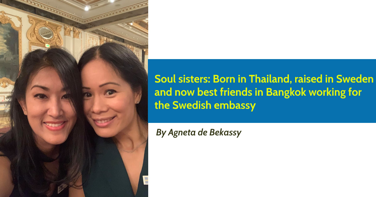 Profile Soul Sisters Born In Thailand Raised In Sweden And Now